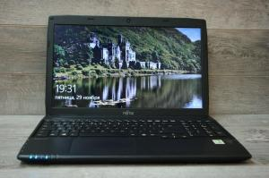 Ноутбук Fujitsu A544 15,6/i5 4210M/4GB/320GB/*intel HD Graphics 4600