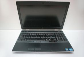 Ноутбук Dell Latitude E6530 \ i7-3740QM \ 8 Gb \ 320 Gb \ NVS 5200M