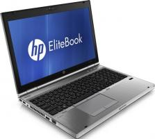БУ Ноутбук HP Elitebook 8560w 15.6  hd+ Intel Core I7-2630qm 2.3 GHz SSD 120 HDD 500 8 ГБ ОЗУ