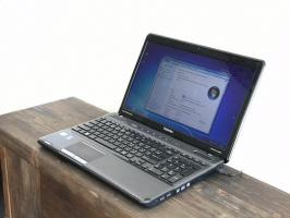 "БУ Ноутбук Toshiba 15.6""   Intel Core i7 2670QM HDD 750 ГБ ОЗУ 6 ГБ"