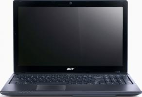 "БУ Ноутбук Acer Aspire 5750g 15.6"" Intel Core i3-2310M 500 GB 4 RAM GeForce 520m"