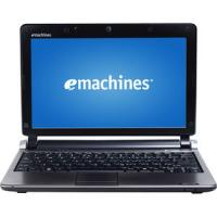 Нетбук Acer eMachines E250 / 10.1 / Intel N270 / 2 ГБ / 250 ГБ Б/У