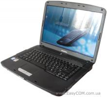 Ноутбук EMachines E510 /15.4 / Intel T8300 / 2 RAM / 80 HDD Б/У