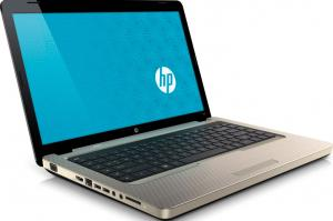 Ноутбук HP G62 / 15.6 / Intel P6000 / 4 RAM / 250 HDD Б/У