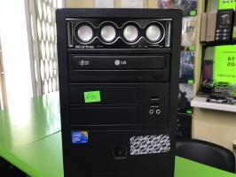 Б/У  Bluechip | Core 2 Duo E7500 | 4Gb DDR2 | 320Gb HDD
